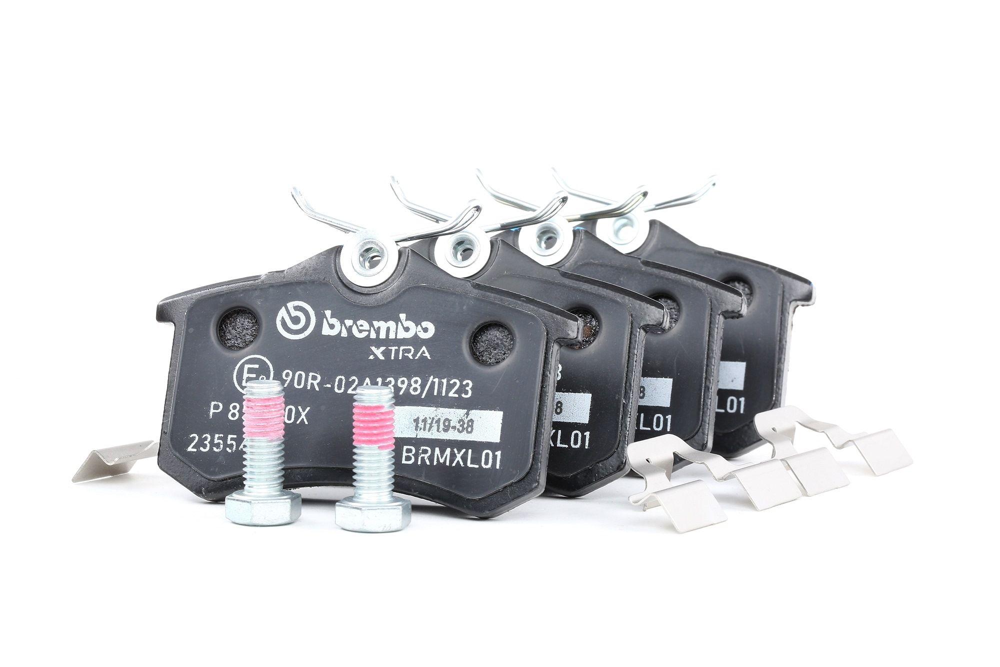 Bremsbelagsatz BREMBO D3407335 Bewertung
