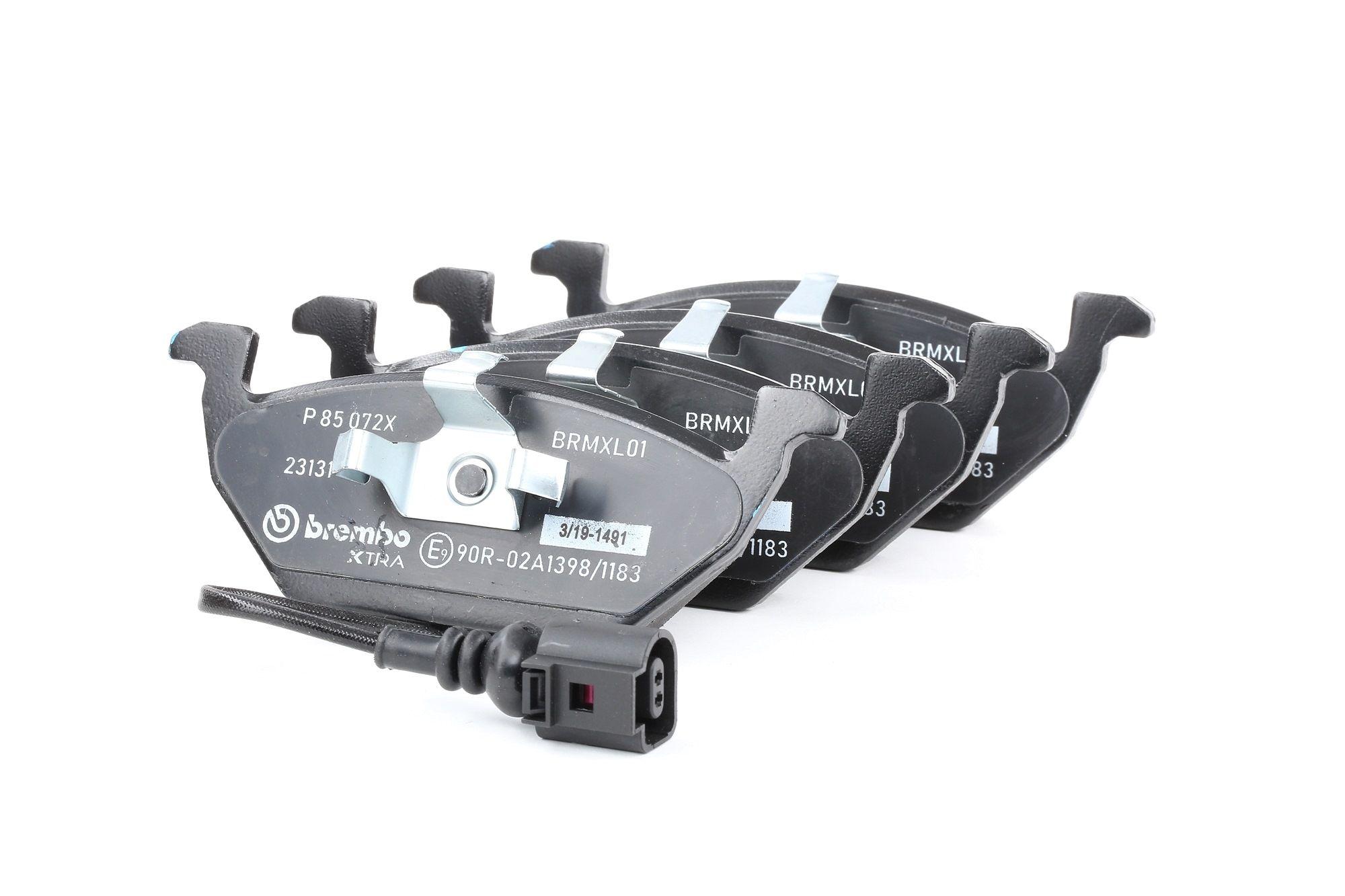 Disk brake pads BREMBO 23130 rating