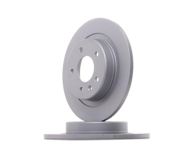 OEM Спирачен диск ZIMMERMANN 13810179 за OPEL