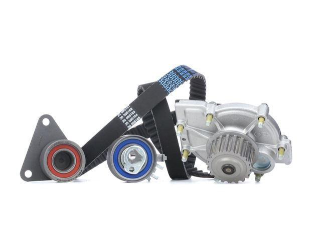 Water pump and timing belt kit KD115 V70 2 (SW) 2.5 T AWD MY 2003
