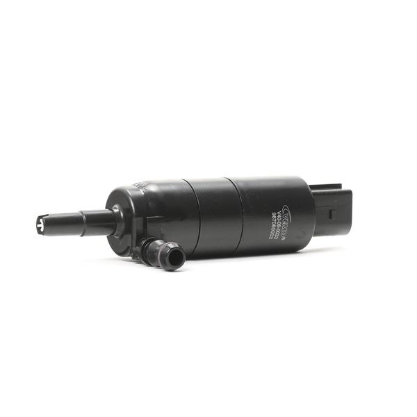 Windscreen washer pump VEMO 13857085