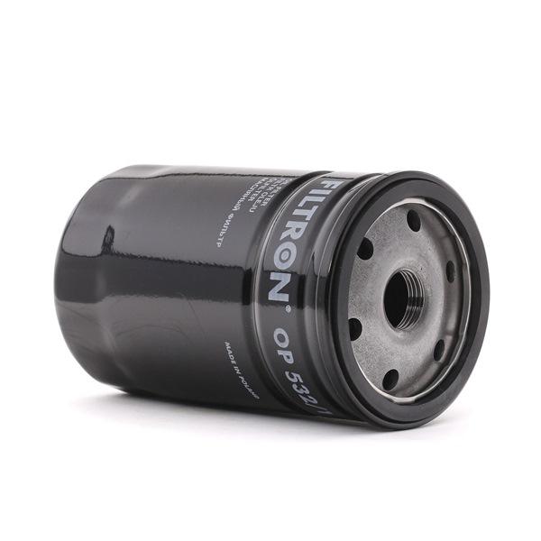 Ölfilter Ø: 76mm, Innendurchmesser 2: 70mm, Innendurchmesser 2: 62mm, Höhe: 121,5mm mit OEM-Nummer YF091-43-02A