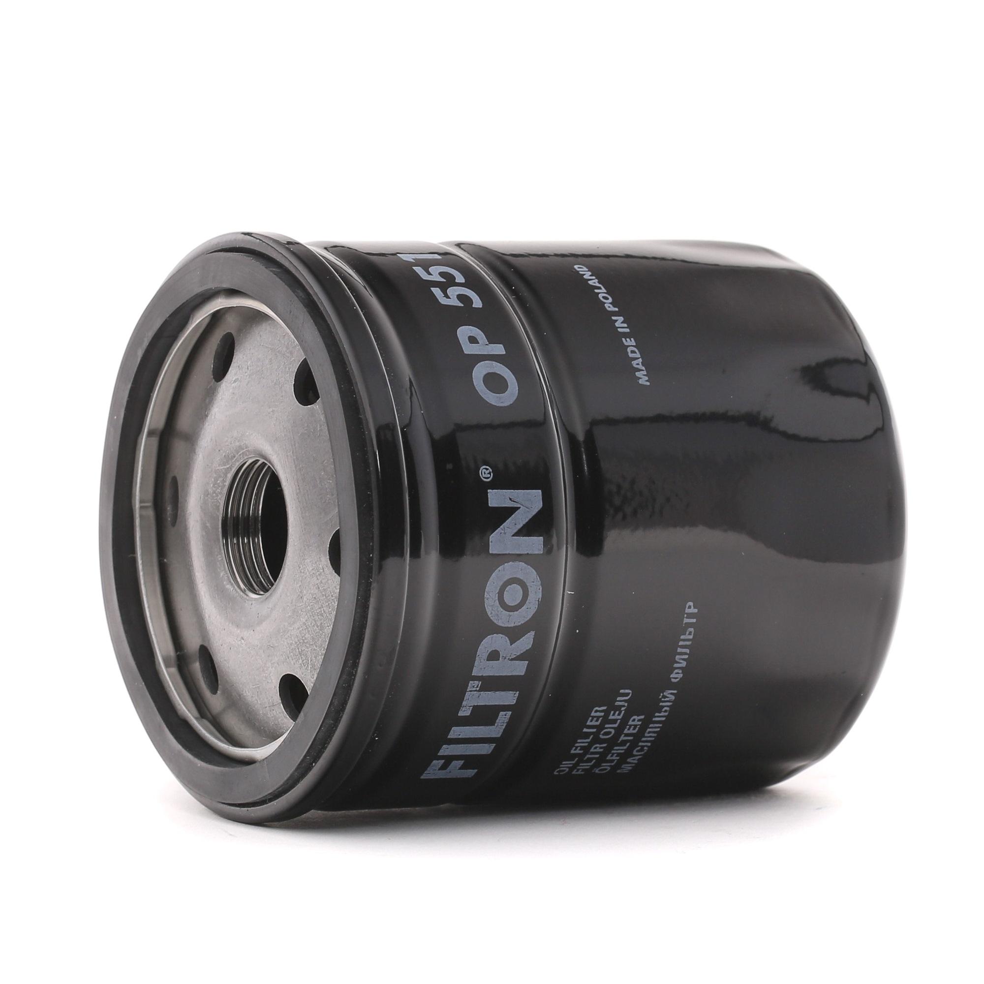 Engine oil filter FILTRON OP 551 rating