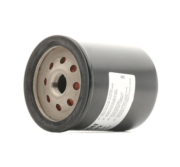 Ölfilter Ø: 80mm, Innendurchmesser 2: 77mm, Innendurchmesser 2: 62mm, Höhe: 90mm mit OEM-Nummer 1109-35