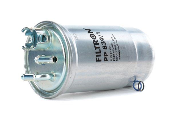 OEM Fuel filter FILTRON 13884743 for VW