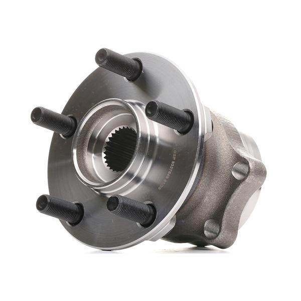 Radlagersatz Ø: 124mm mit OEM-Nummer 28473FJ020