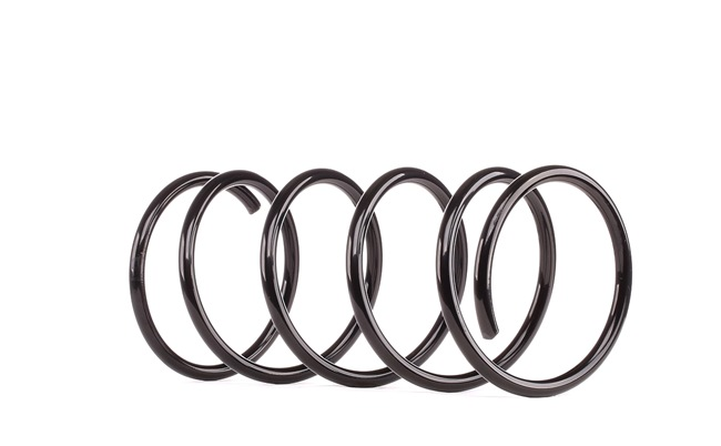 Coil springs MAXGEAR 13935600 Front Axle
