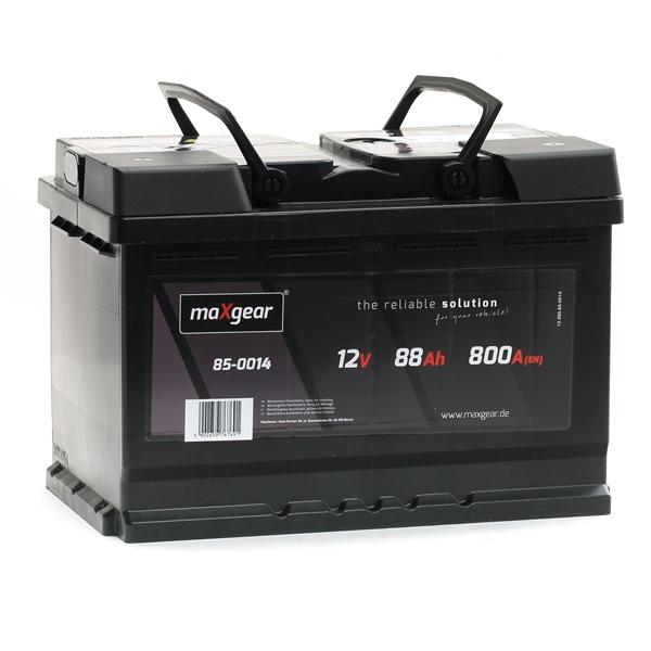 OEM Starterbatterie MAXGEAR 13936181 für CHEVROLET