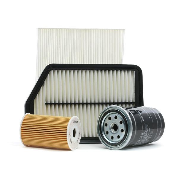 Kit filtri A52-2009 codice OEM A522009