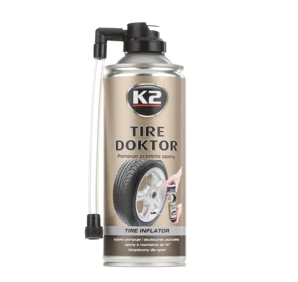 Tyre repair K2 B310 rating