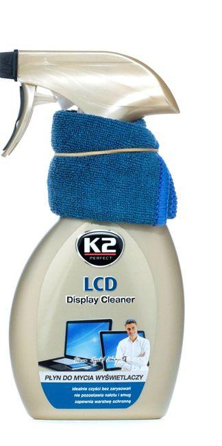 Elektronikreiniger K2 K515 für Auto (Sprühdose, Inhalt: 250ml, nicht lösungsmittelhaltig)