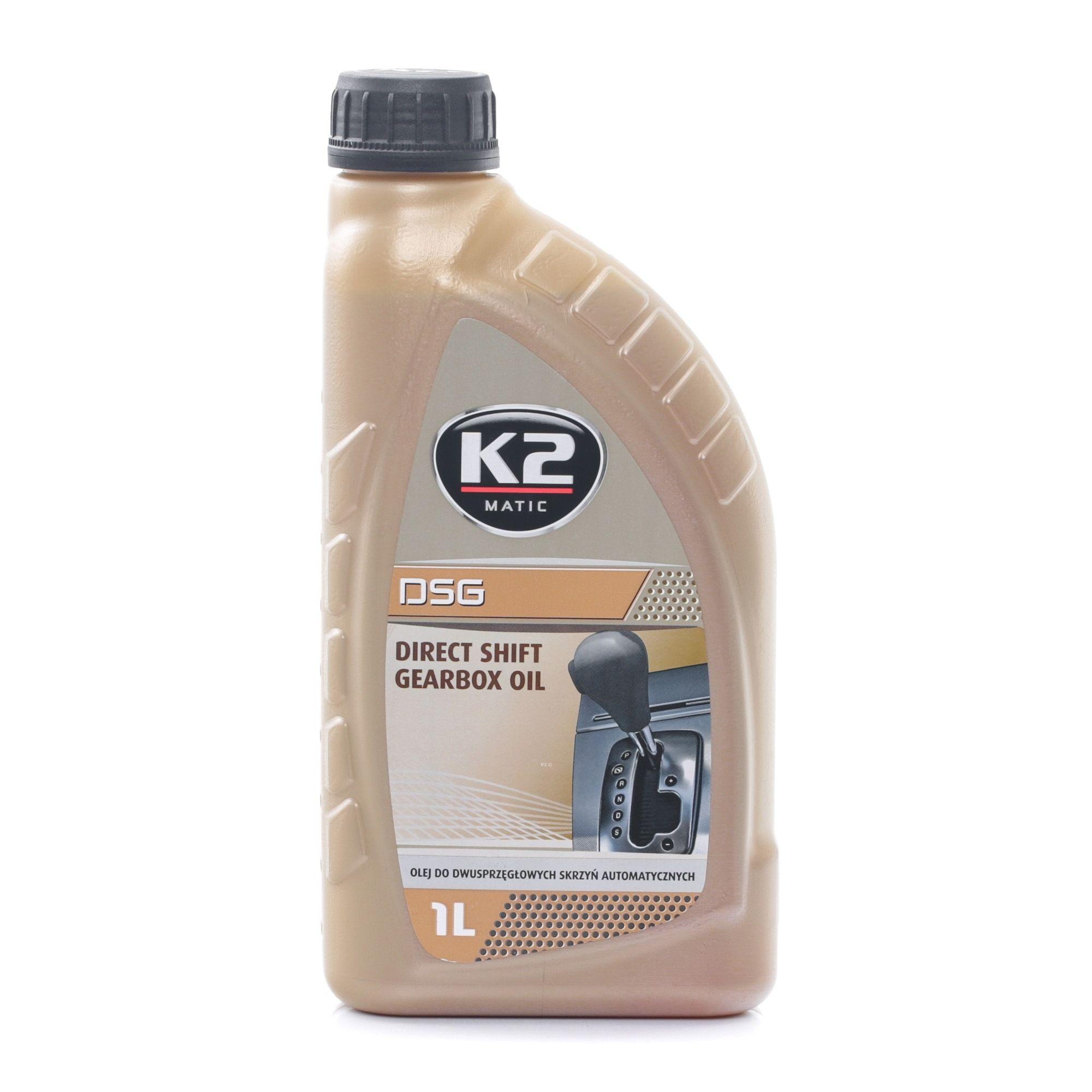 Automatikgetriebeöl K2 O8DSG0001 Bewertung