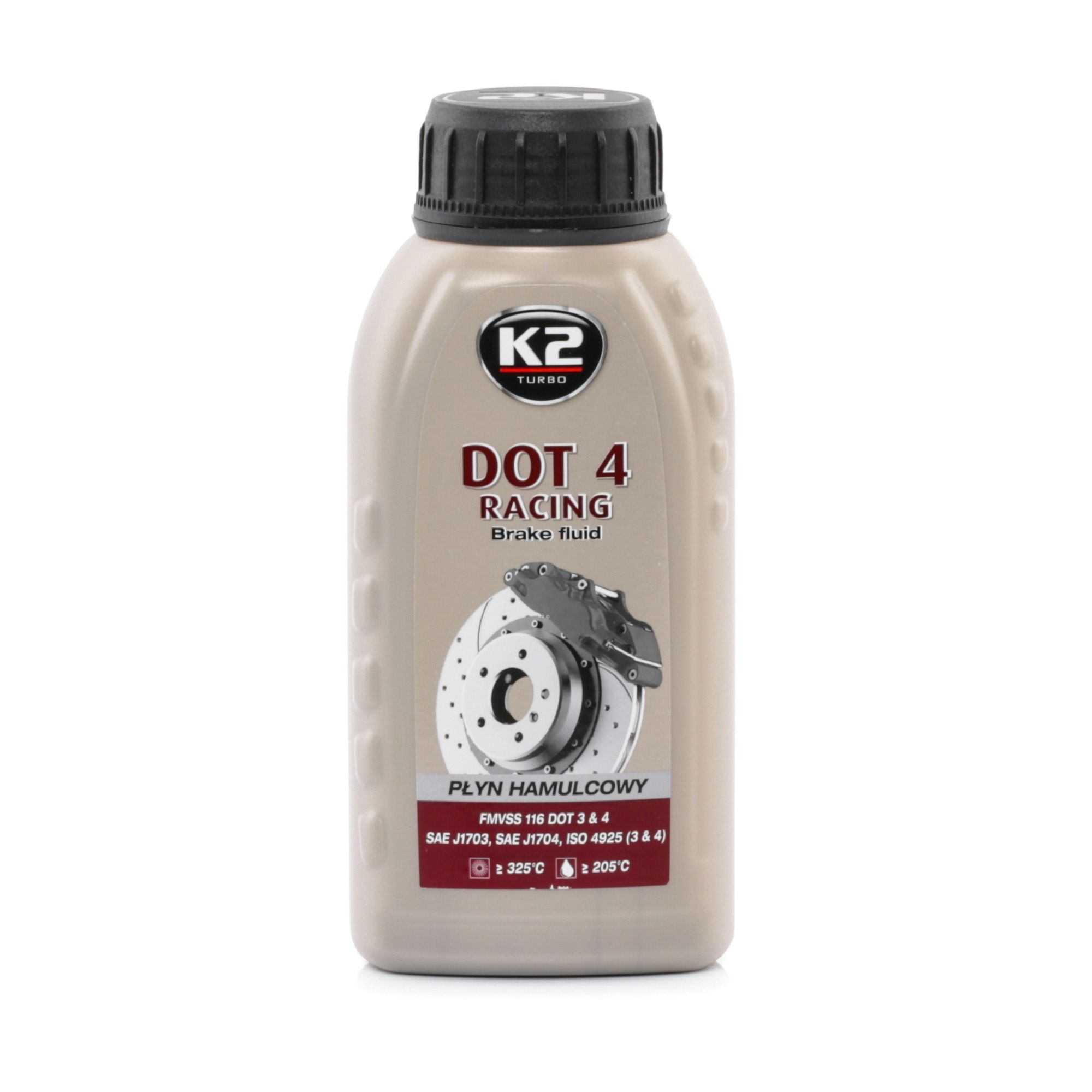 Bremsflüssigkeit K2 T126 Bewertung