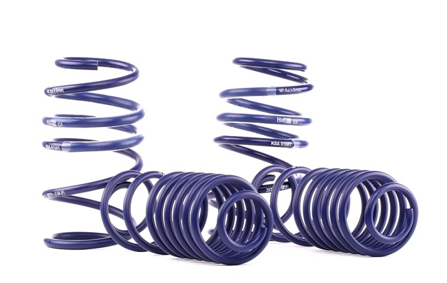 H&R 287112 Kit de suspensão molas