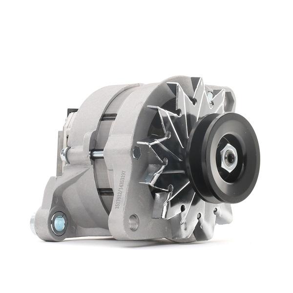 RIDEX Generador IVECO Corr. carga alternador: 55A, Tensión: 14V