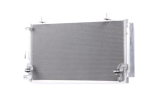 Kondensator Klimaanlage SUBARU Legacy 4 Kombi (BP) 2004 Baujahr SKCD-0110434 mit Trockner