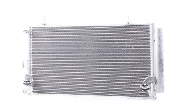 Kondensator Klimaanlage SUBARU Legacy 4 Kombi (BP) 2009 Baujahr 448C0253 mit Trockner