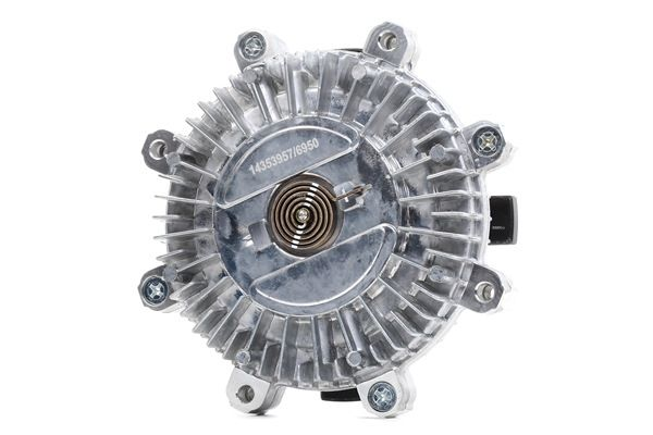 OEM Clutch, radiator fan RIDEX 509C0110