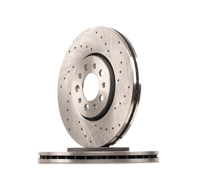 Brake Disc 82B1741 Fabia 2 (542) 1.2 TSI MY 2014