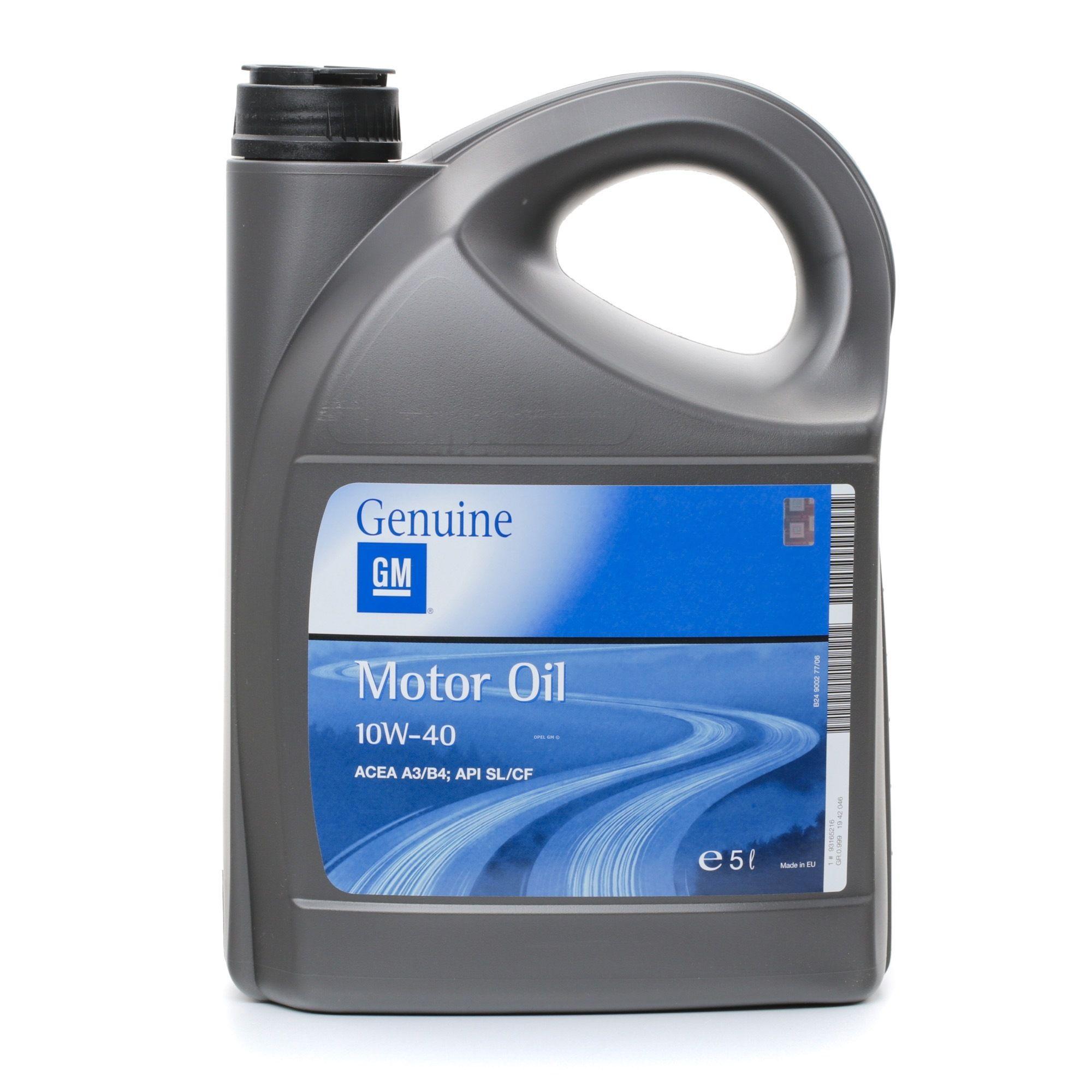 Motorolaj OPEL GM 19 42 046 értékelés