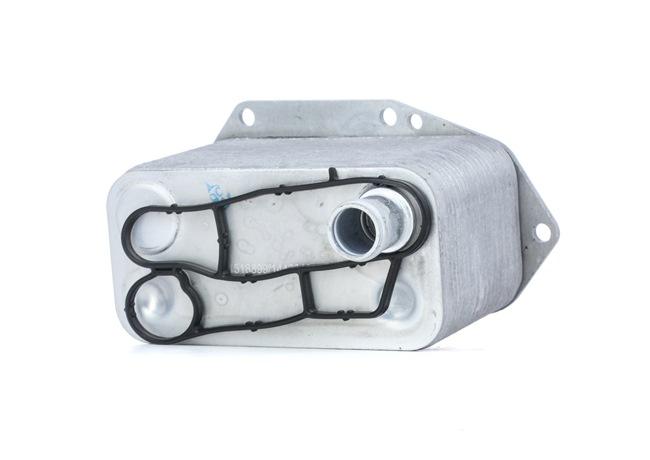 OEM Oil Cooler, engine oil RIDEX 469O0049