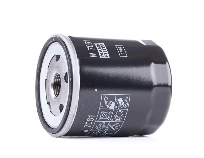 Oil filter MANN-FILTER 14433137 Screw-on Filter