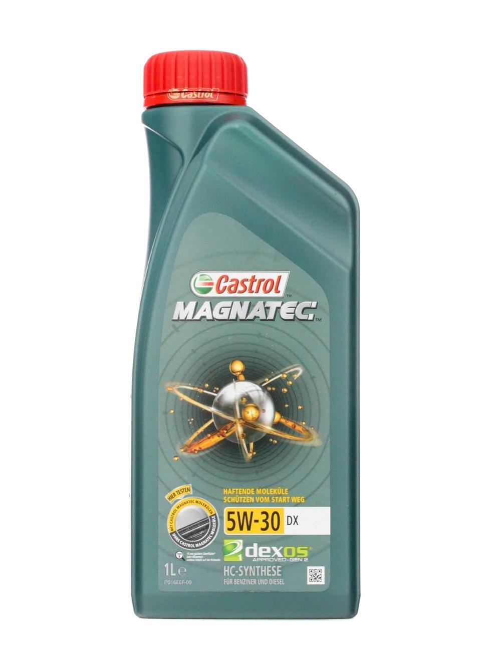 Двигателно масло CASTROL GMdexos1Gen2 оценка