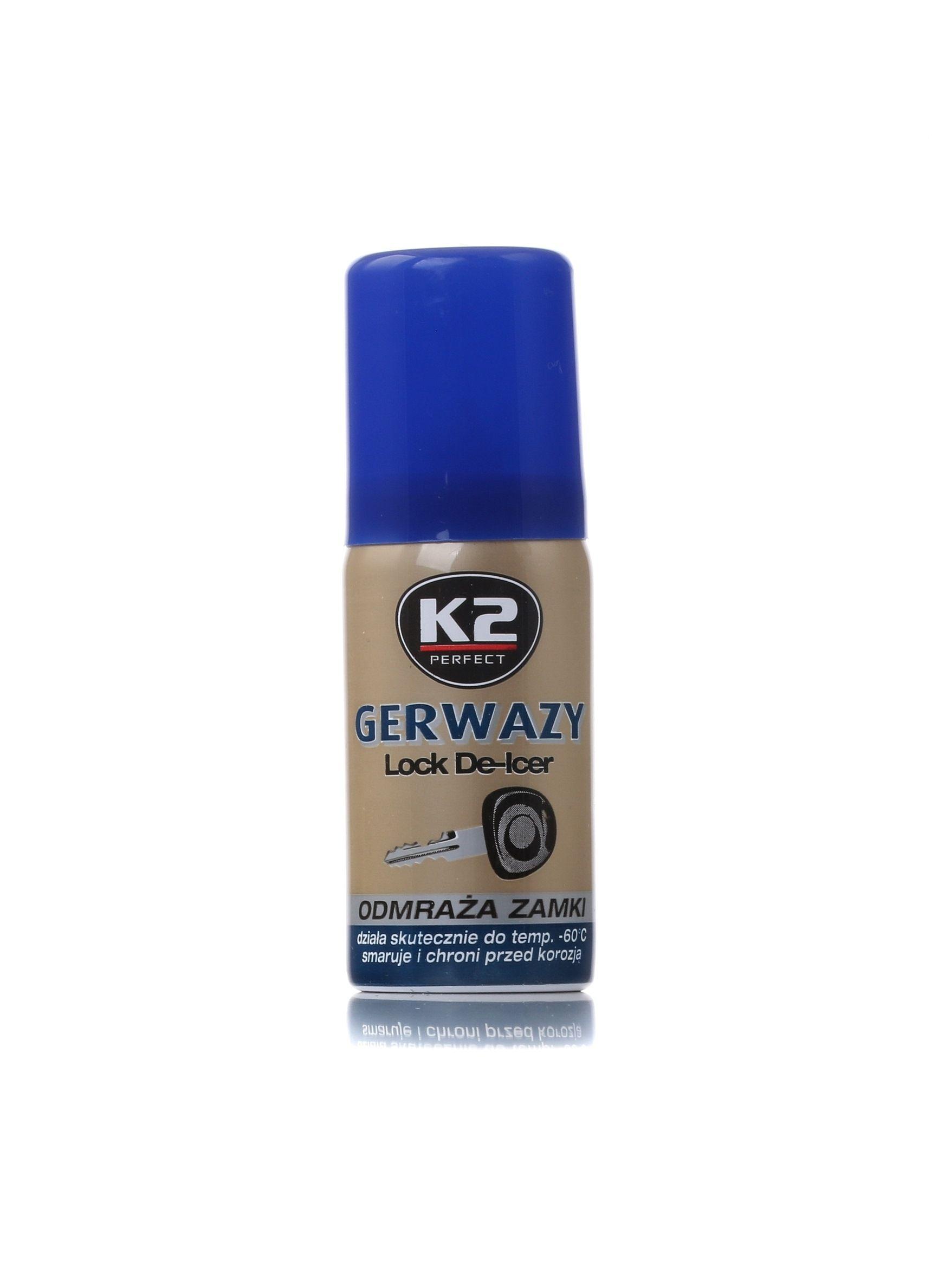 Enteiser-Spray K2 K656 Bewertung