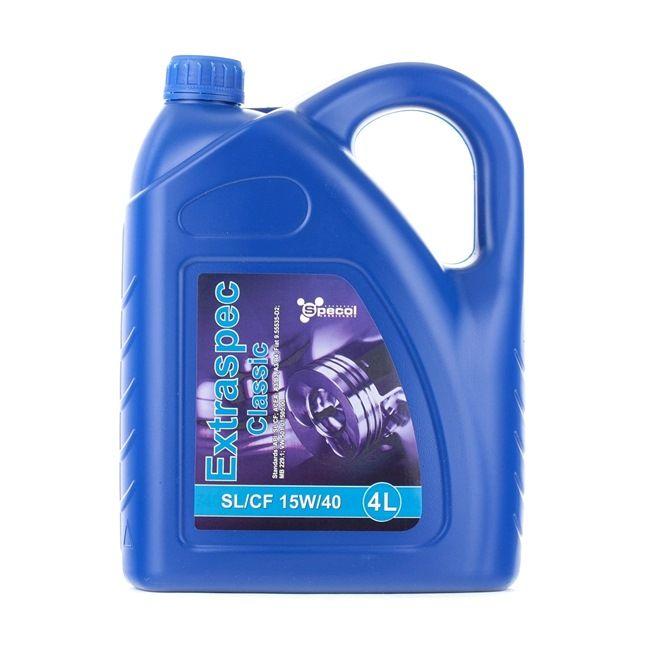 Двигателно масло 15W-40, съдържание: 4литър EAN: 5905840785610