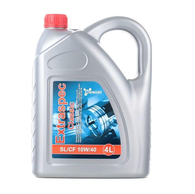 Двигателно масло 10W-40, съдържание: 4литър EAN: 5905840782114