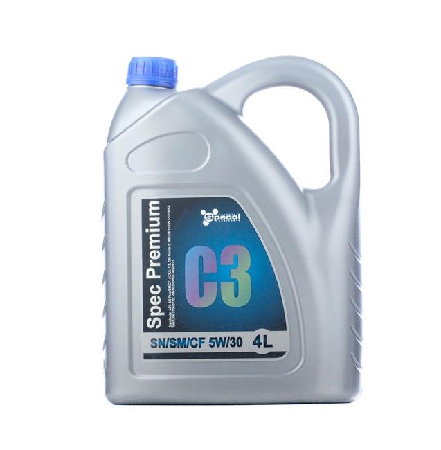 Двигателно масло 5W-30, съдържание: 4литър, Масло напълно синтетично EAN: 5905840787539