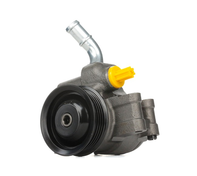 STARK Steering pump FORD Hydraulic, Number of ribs: 5, Belt Pulley Ø: 77mm