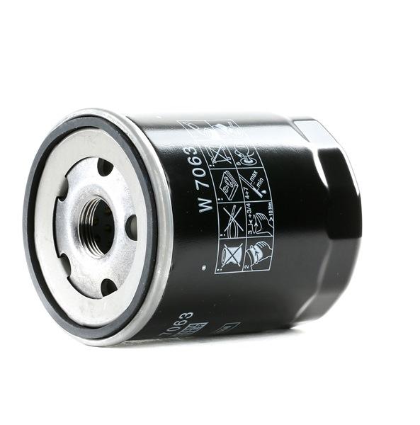 OEM MANN-FILTER W 7063 PEUGEOT 308 Filtro de óleo