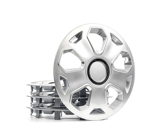 Kołpak Jednostka ilości: Zestaw, srebrny OPAL15