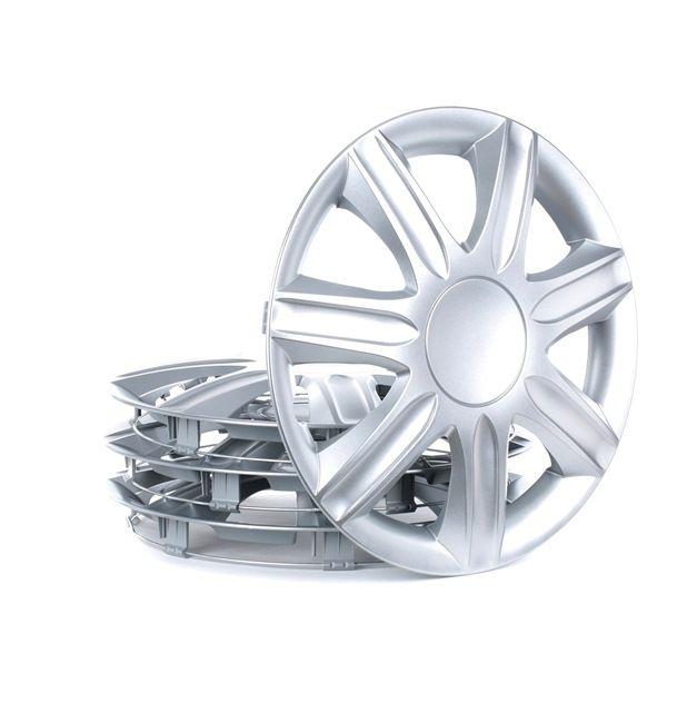 Copricerchi Unità quantitativa: Serie / Kit, argento RUBIN15