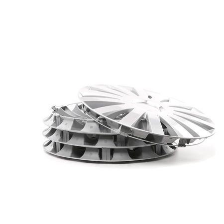 Hjulkapsler Mængdeenhed: sæt, sølv SAIL17