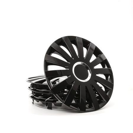 Kołpak Jednostka ilości: Zestaw, czarny SAILCZ16