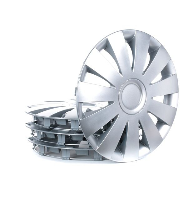Wheel covers Quantity Unit: Kit, Silver STRIKE15