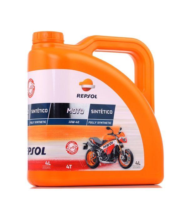 Olio auto 10W-40, Contenuto: 4l, Olio sintetico EAN: 8410921003011