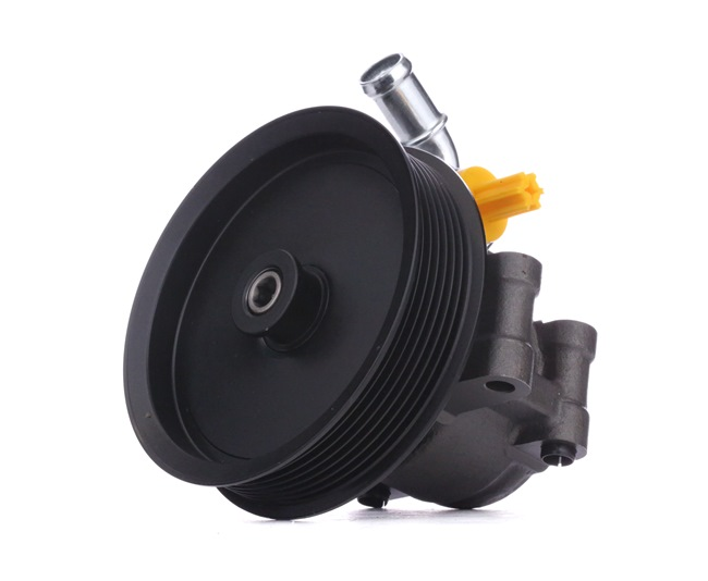 RIDEX Steering pump CITROËN Hydraulic, Number of ribs: 7, Belt Pulley Ø: 125mm