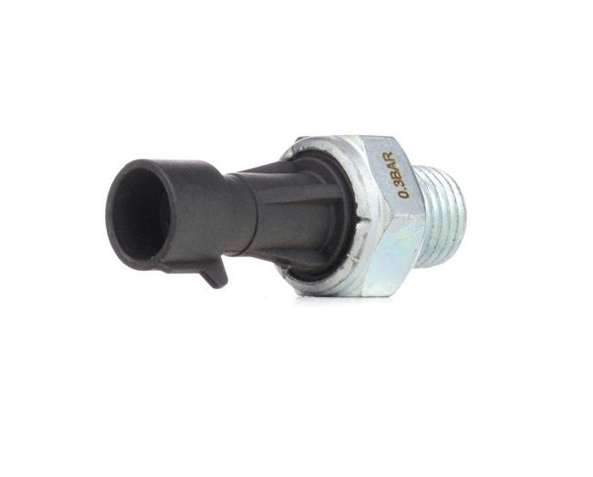 RIDEX Interruptor de control de la presión de aceite RENAULT con junta anular
