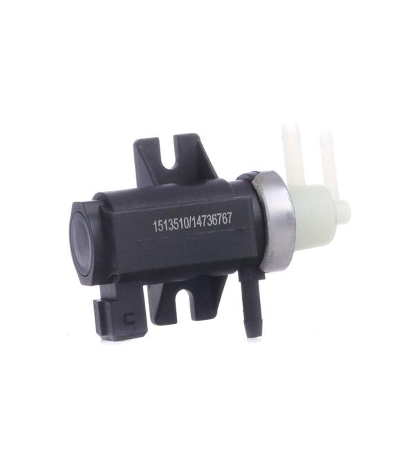 OEM Pressure Converter, exhaust control RIDEX 1134P0009