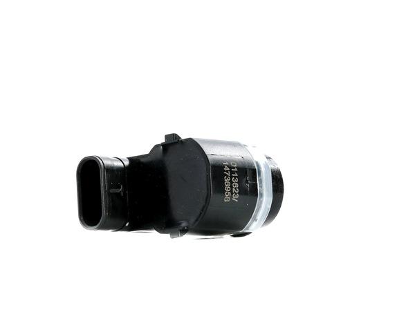 Park distance control sensors STARK 14736958 Front, Rear, Ultrasonic Sensor, Black