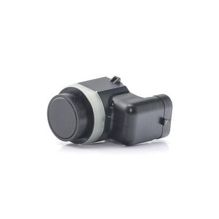Park distance control sensors RIDEX 14736959 Front, Rear, Ultrasonic Sensor, Black