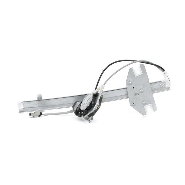 Alzacristalli RIDEX 14738371 anteriore Sx, Tipo funzionamento: elettrico, con motore elettrico