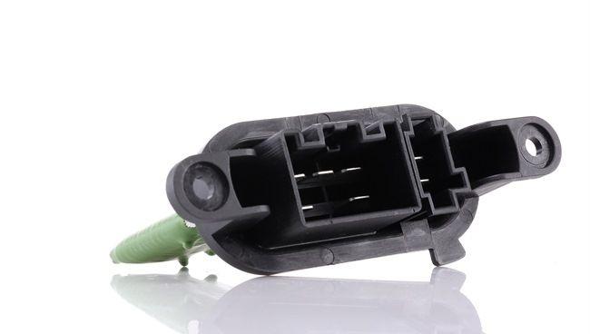 OEM Resistor, interior blower RIDEX 2975R0025