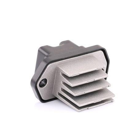 OEM Resistor, interior blower RIDEX 2975R0027