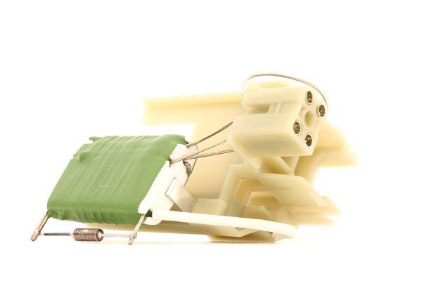 OEM Resistor, interior blower RIDEX 2975R0030