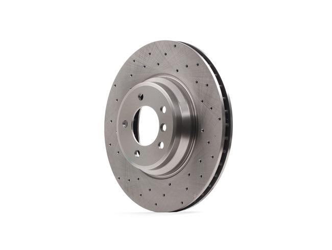 Brake Disc 82B1789 3 Saloon (E90) 330d 3.0 MY 2008