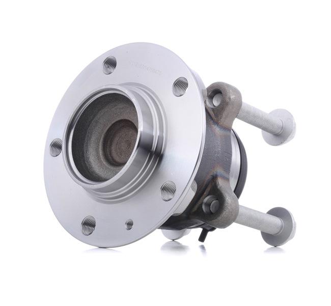 Axle shaft bearing STARK 14756475 Left, Rear Axle, Right